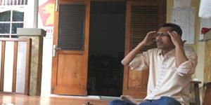 Anggota DPRD Kota Tangerang dari fraksi Partai Gerindra Amarno