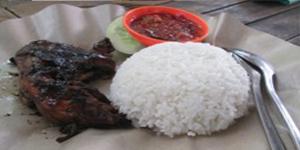 ayam Bakar Special Ala Saung Merdesa